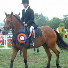Prijsuitreiking criterium jonge paarden 2002