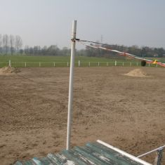 Nieuwe piste in Evergem