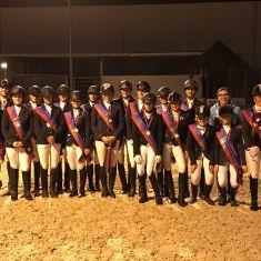 Provinciaal kampioenschap dressuur 2017